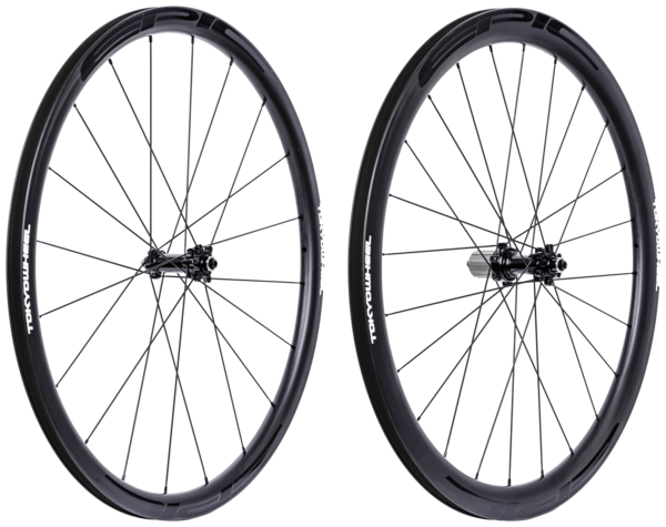 Tokyowheel epic 3 4 set disc non drive side angle grande
