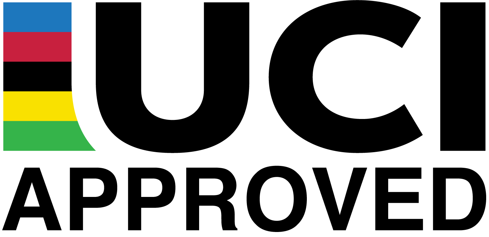 Uci approved logo fc 2 extra