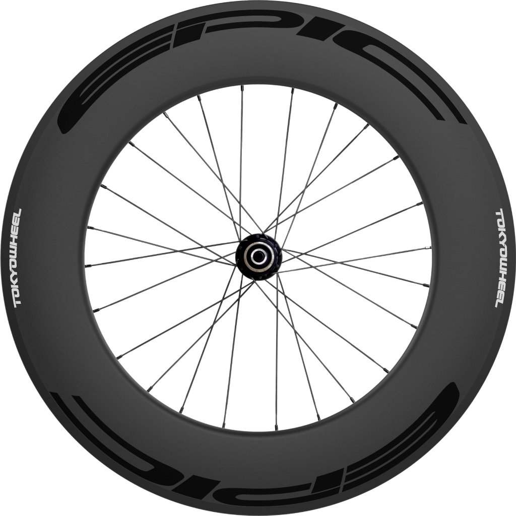 Epic 100 single wheel black min