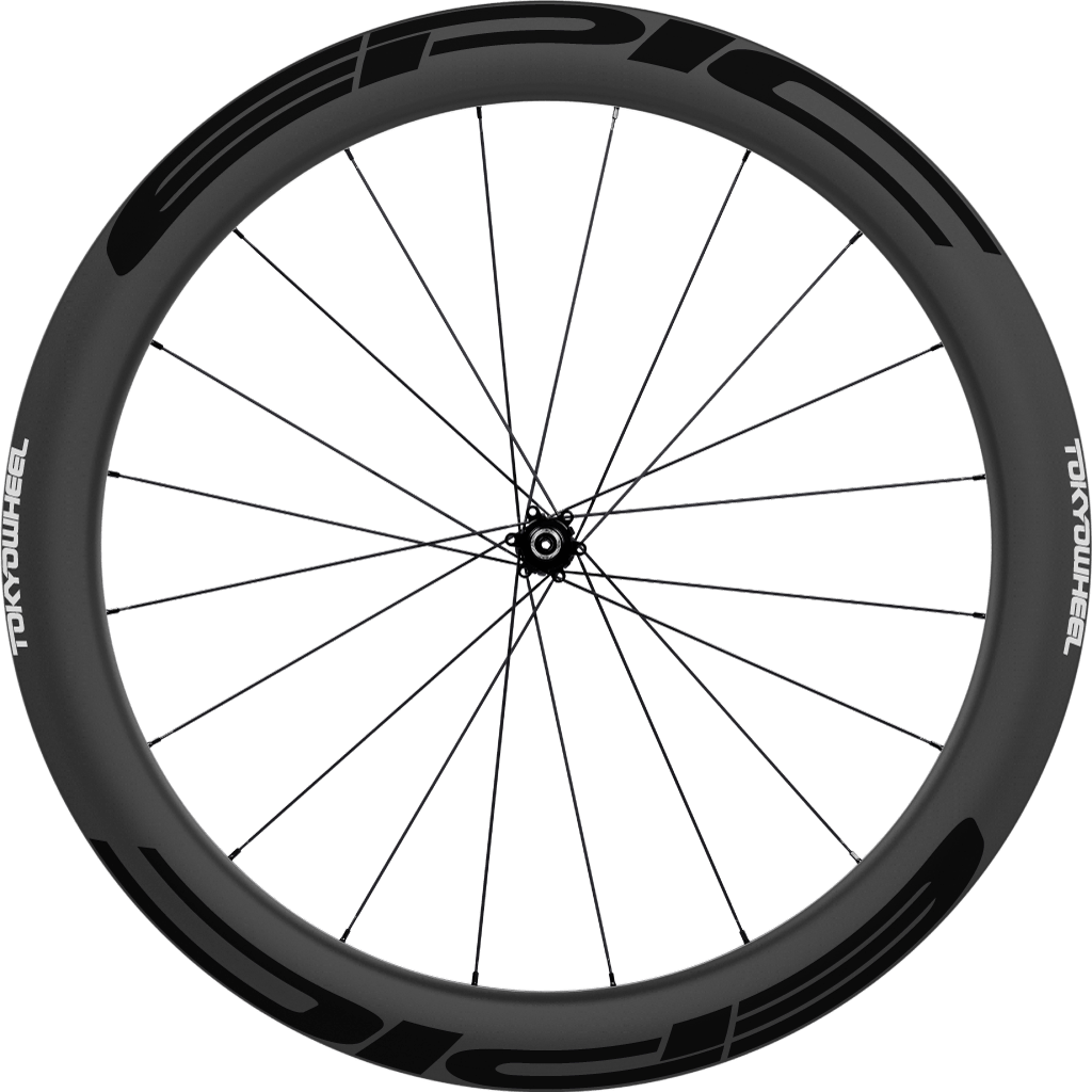 Epic 55 disc single wheel black min