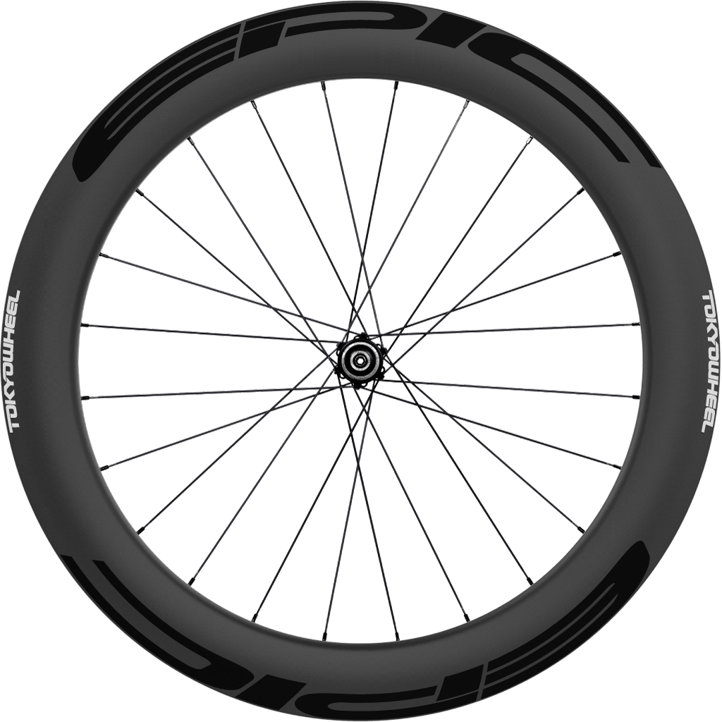 Epic 65 disc single wheel black min