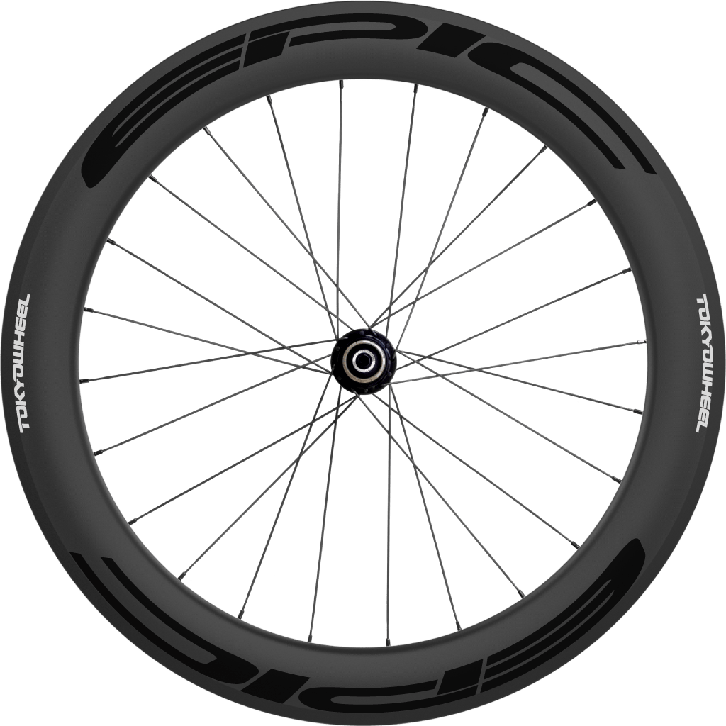 Epic 65 single wheel black min
