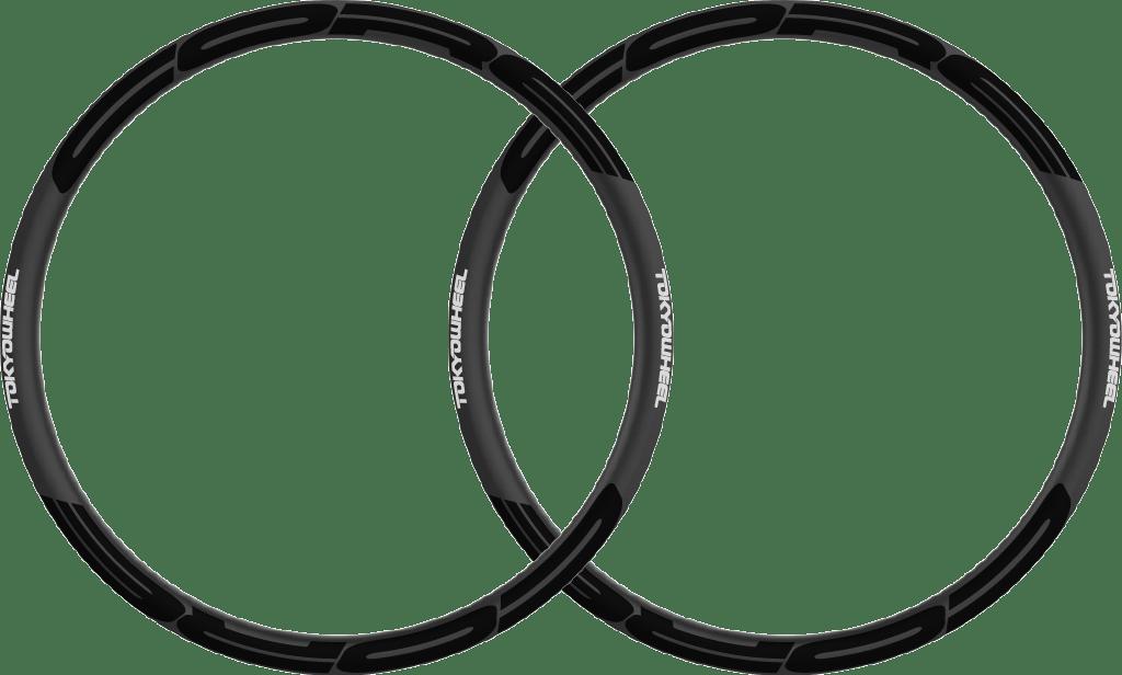 Core downhill carbon mountain bike rim black min