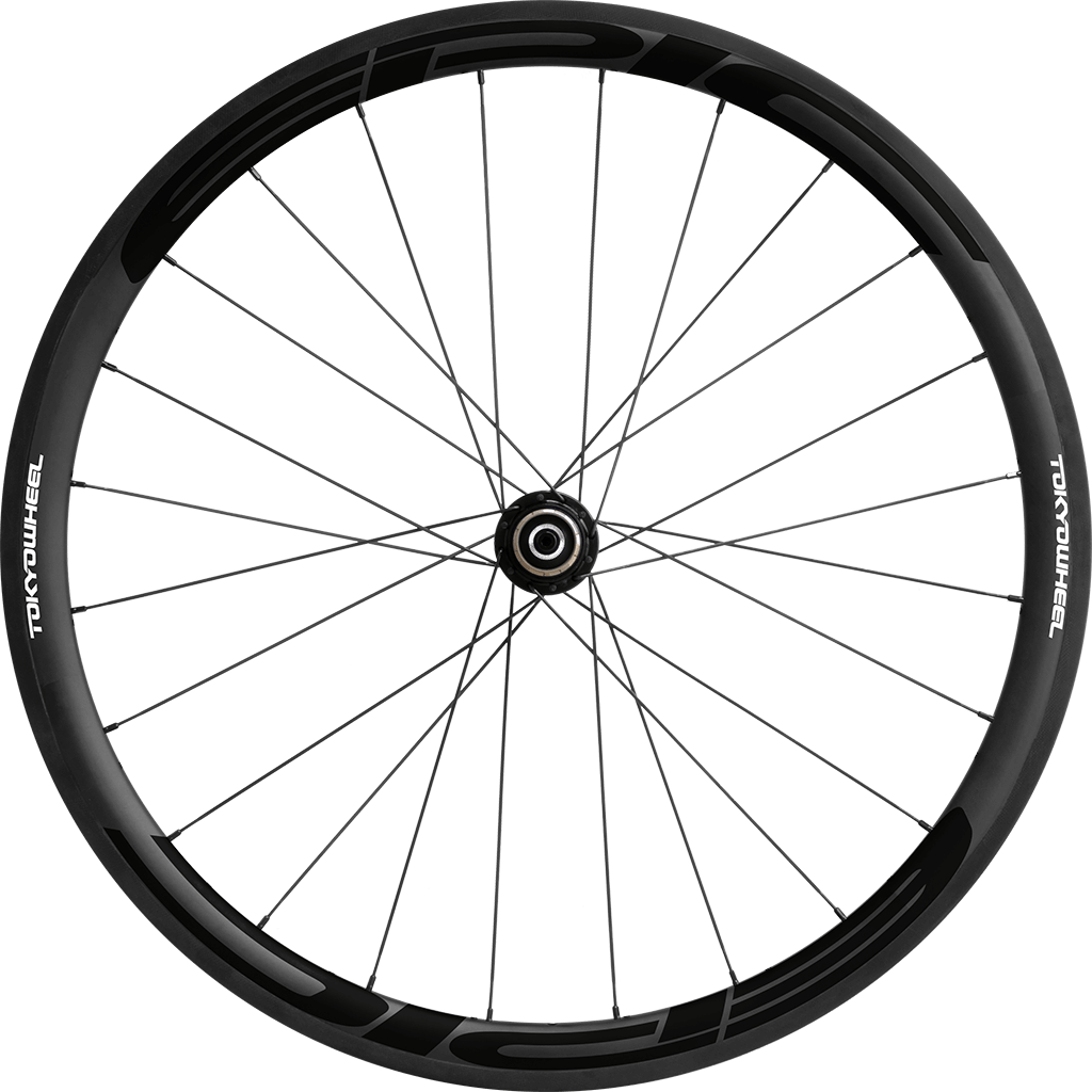 Epic 38 carbon clincher rear black min