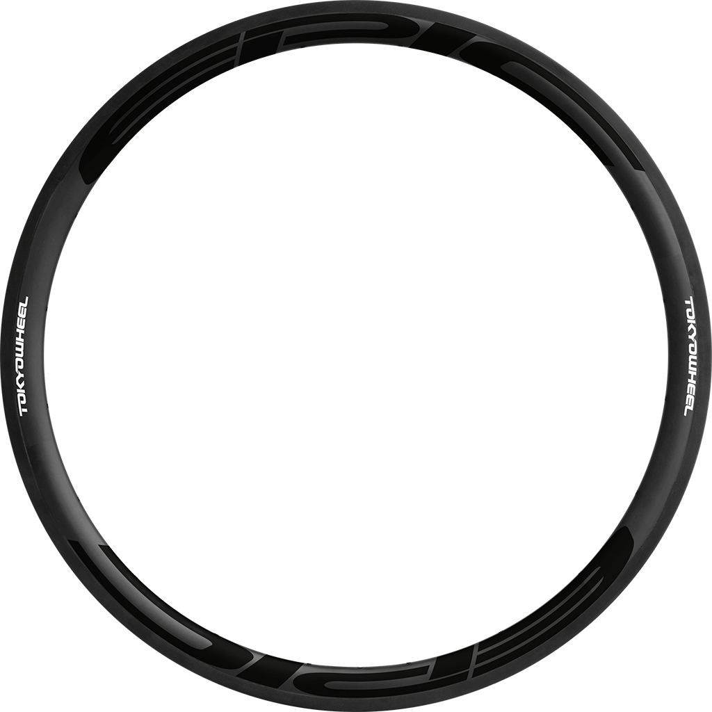 Epic 38 carbon clincher rim black min