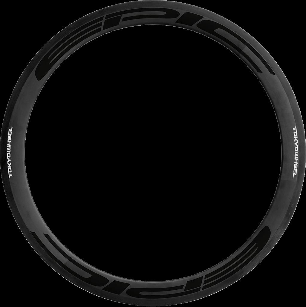 Epic 50 carbon clincher rim black min