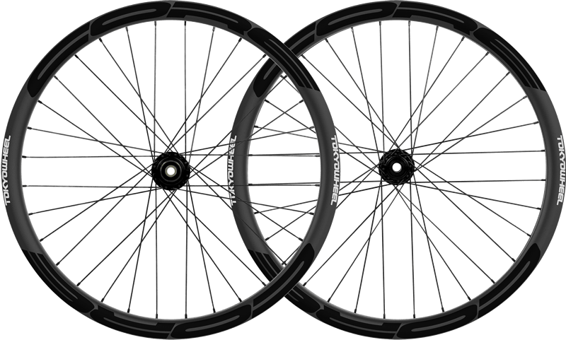 Core carbon mountain bike wheelset black min