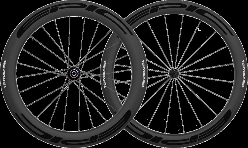 07415a1057e Tokyowheel™ EPIC 5.6 - Carbon Clincher - Wheelset. 485 Reviews.  Availability: In Stock. Epic 5 6 carbon clincher wheelset ...