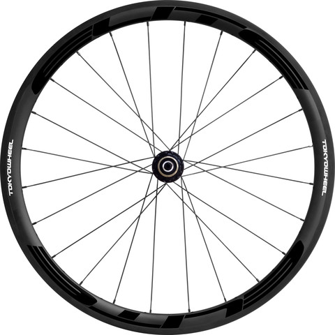 Tokyowheel Elite 38mm Carbon Tubular Road Bike Wheels