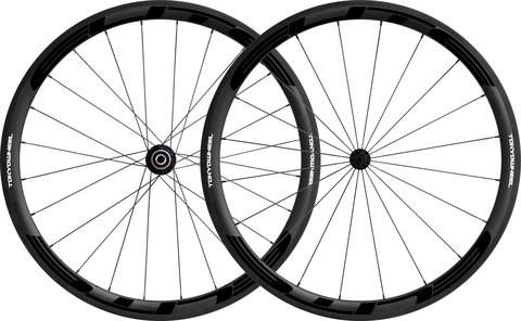 ELITE 38 Carbon Tubular Wheelset