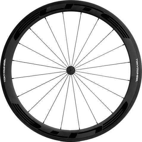 Tokyowheel Elite 50mm Carbon Tubular Road Bike Wheels