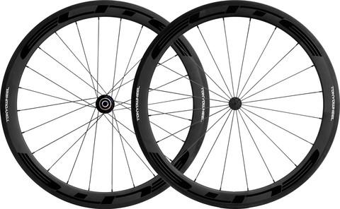 ELITE 50 Carbon Tubular Wheelset