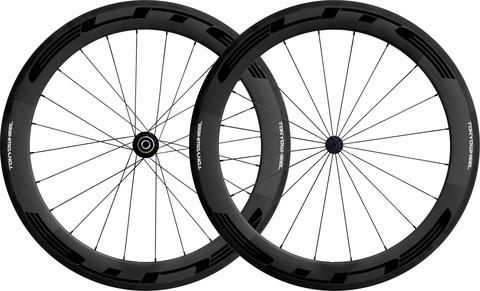ELITE 60 Carbon Tubular Wheelset