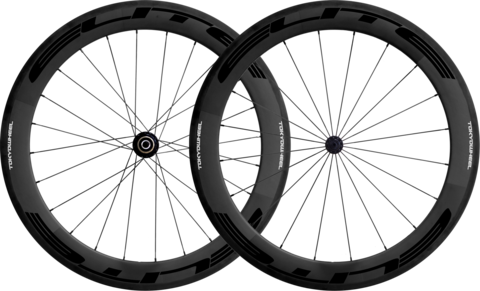 Epic 50 Carbon Clincher Wheelset
