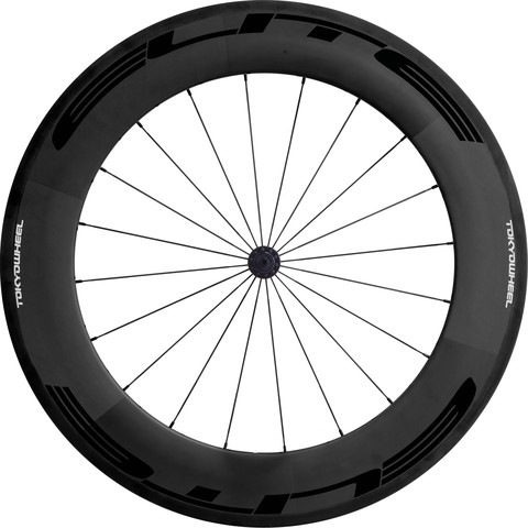 Tokyowheel Elite 88mm Carbon Tubular Road Bike Wheels