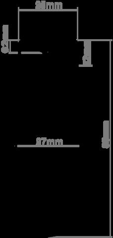Extra Wide 27mm Carbon Rim