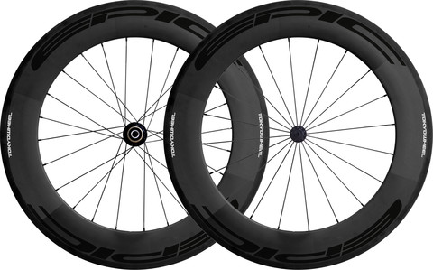 EPIC 88 Carbon Clincher Wheelset